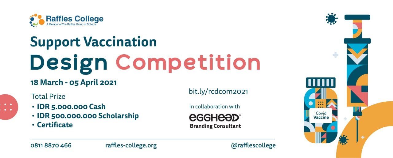 Raffles College Support Vaccination Design Competition 2021